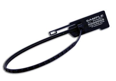 Bagseal, adjustable plastic seals