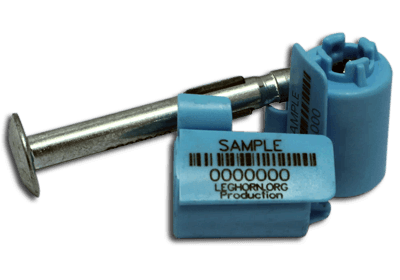bolt lock seal for containers neptuneseal